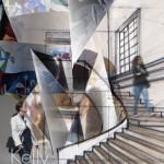 Antipolis escalier - pelletier