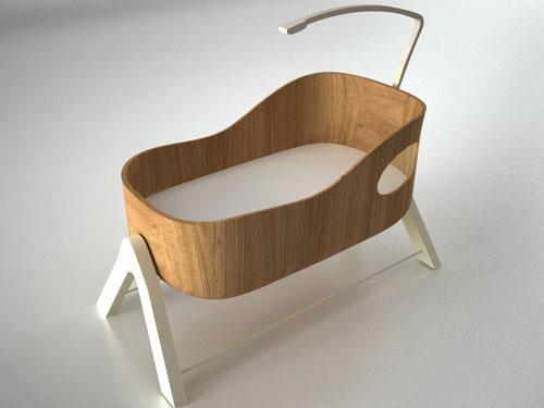 berceau volutif kelly pelletier. Black Bedroom Furniture Sets. Home Design Ideas